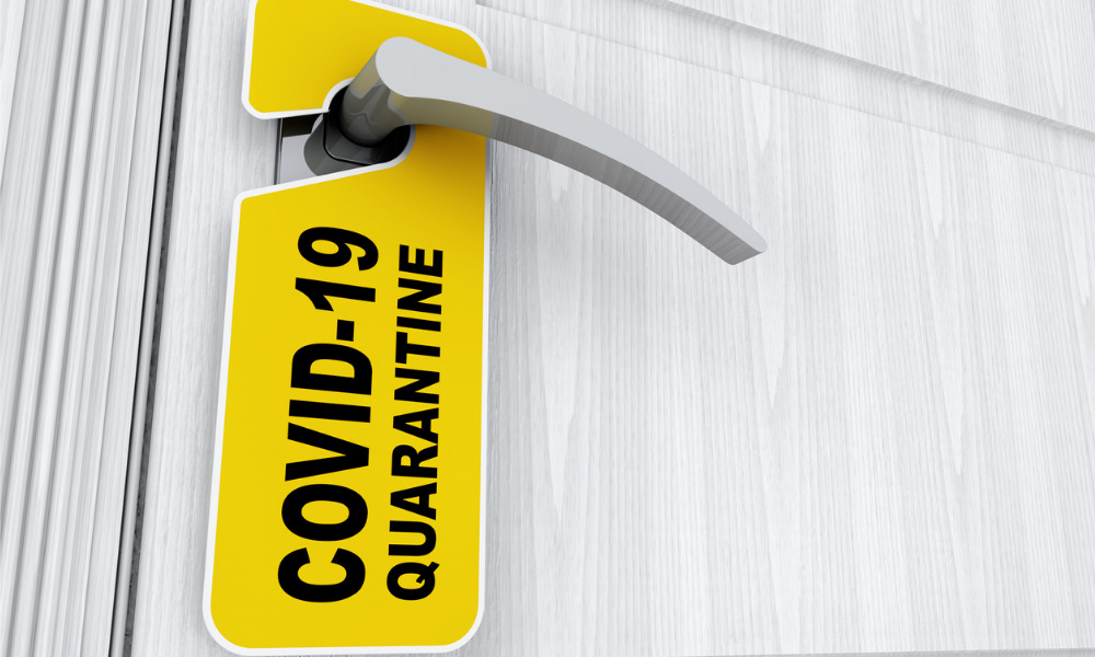 Canadian Constitution Foundation welcomes relaxation of quarantine hotel policy