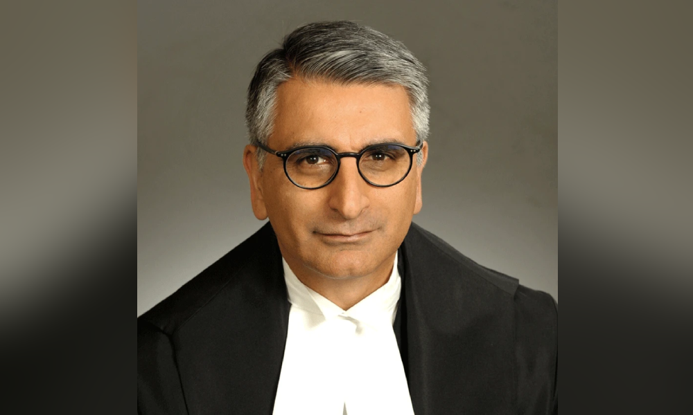 Legal community lauds nomination of Mahmud Jamal to Supreme Court of Canada