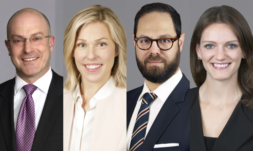 Cozen O'Connor expands Canadian offices with four hires from Cassels