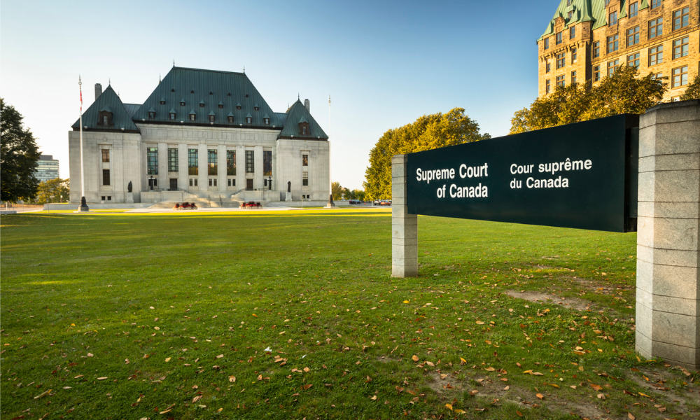 Supreme Court rules it unconstitutional to raise monetary value of cases Court of Quebec can hear