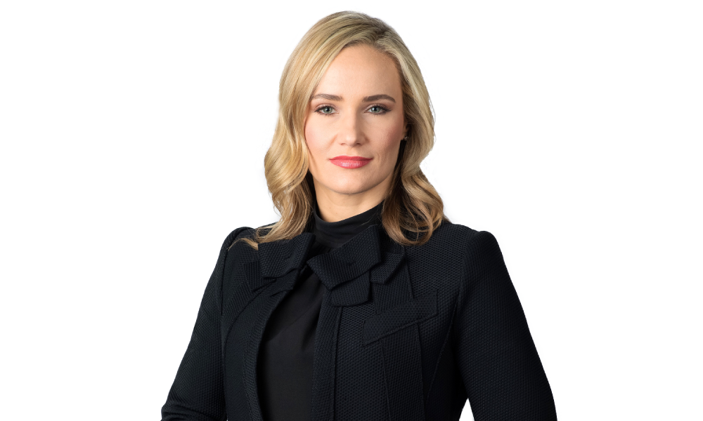 Blakes lawyer Melanie Baird revels in challenges of intellectual property litigation