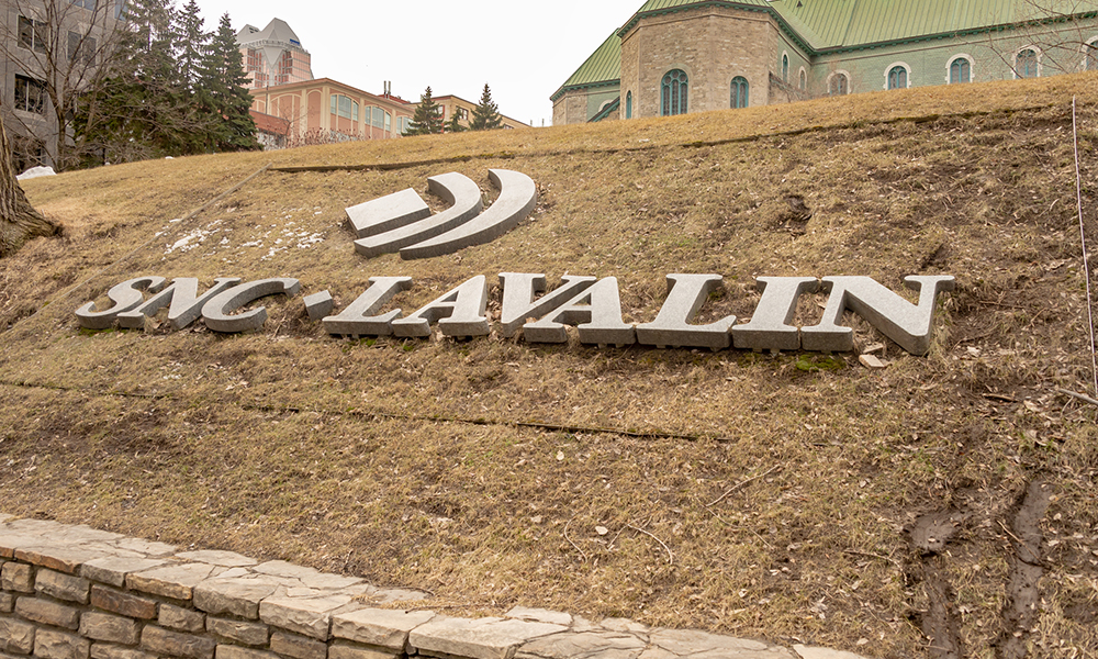 SNC-Lavalin appoints lawyer Louis Véronneau as chief transformation officer