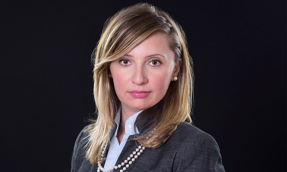 Empowering female leaders: Q&A with Alena Thouin