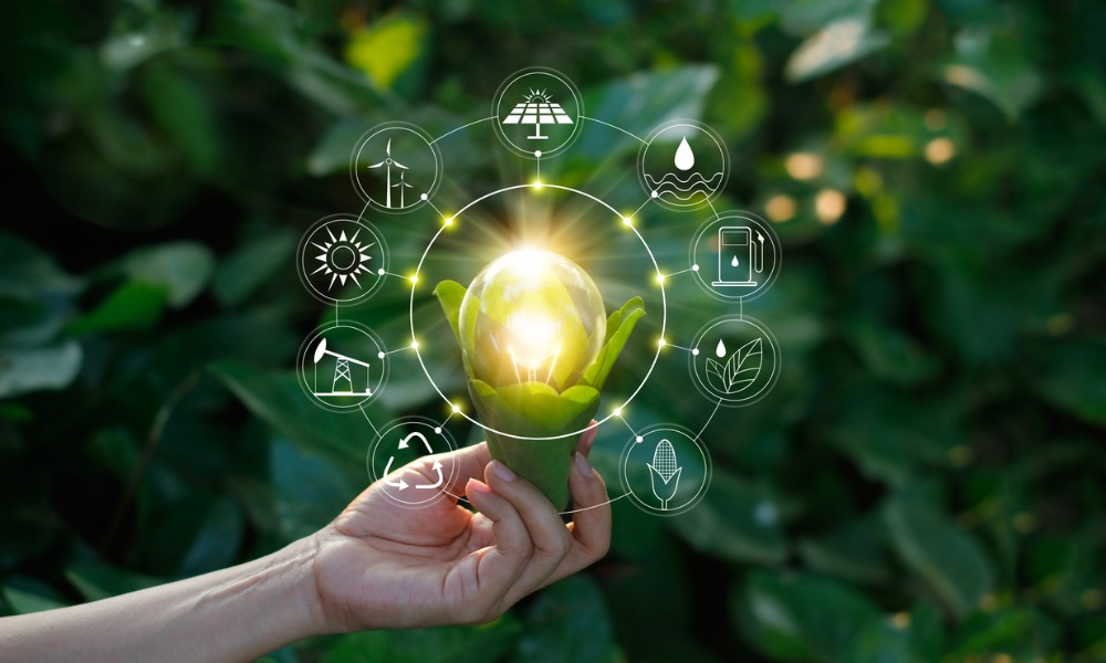 Legal departments lead sustainability and ESG efforts