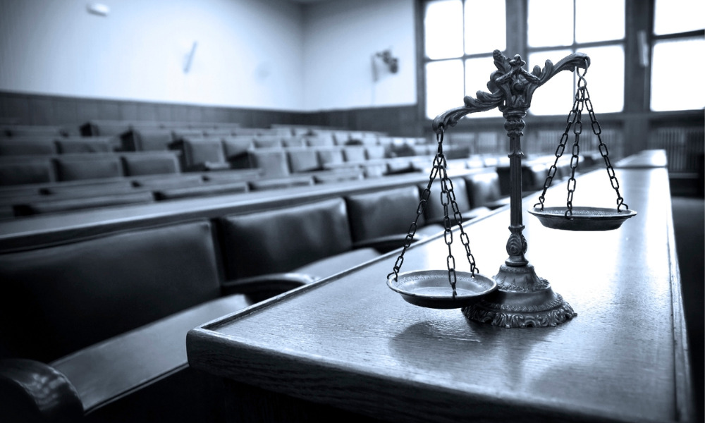 How courts can step up to save drowning civil justice system