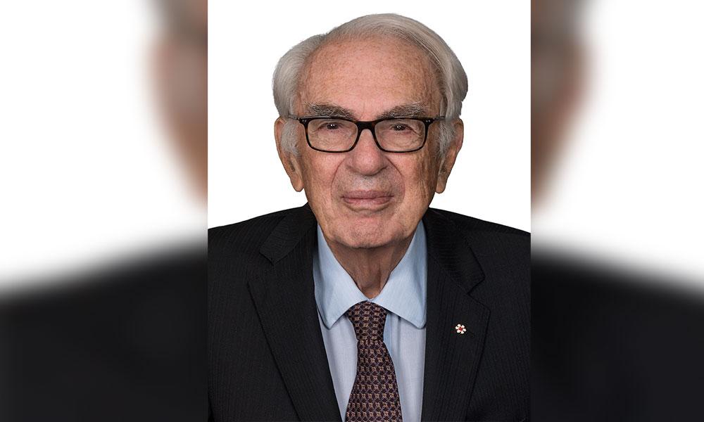 Former ambassador to U.S. Allan Gotlieb dead at 92