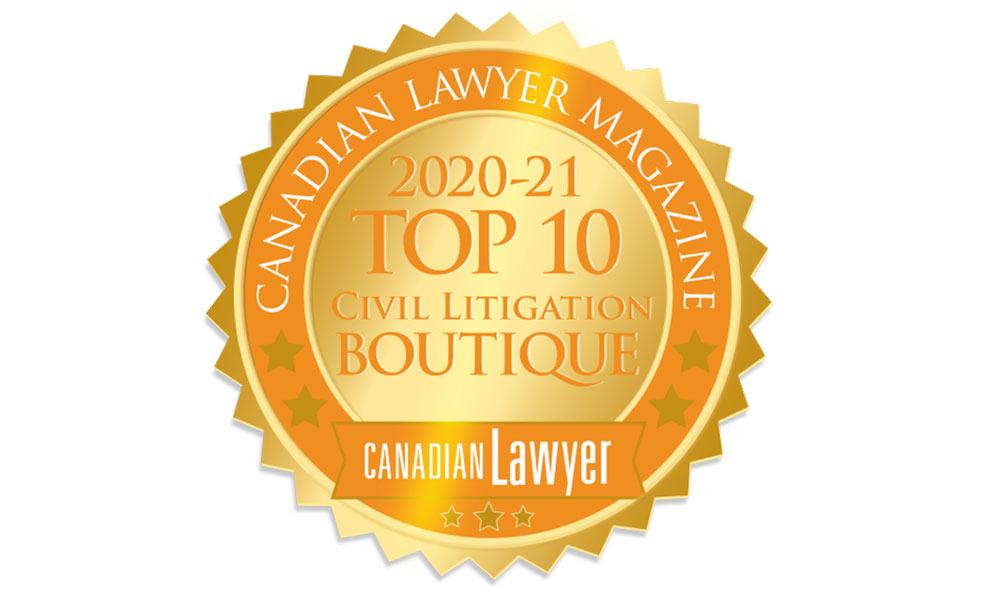 Top Civil Litigation Boutiques: 2020