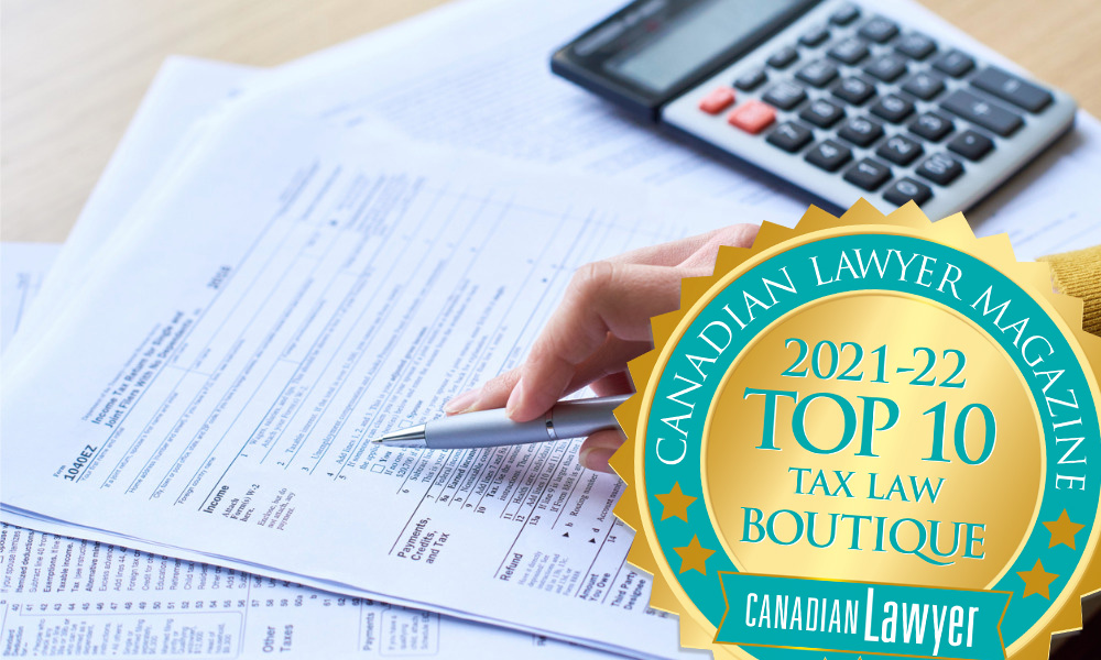 2021 Top Tax Law Boutiques