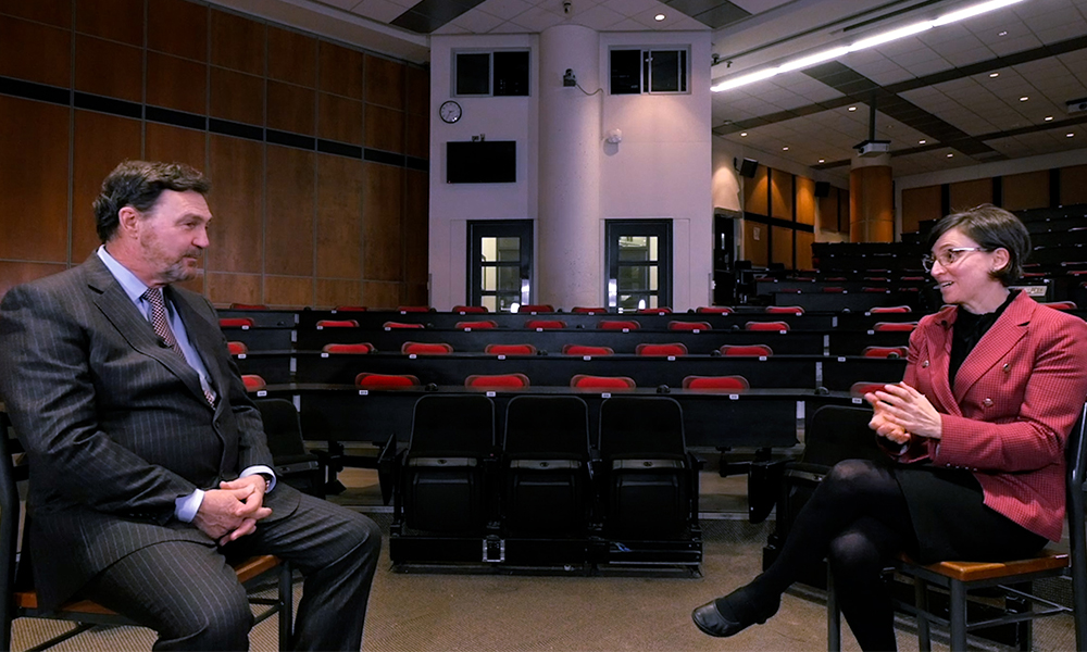 University of Ottawa Civil Law launches video storytelling project