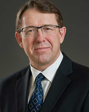 David J. Bishop, Partner and Member of Executive Committee