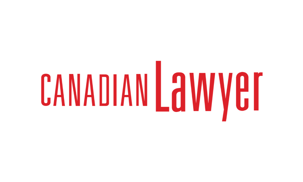 Canadian Lawyer magazine announces Editorial Board