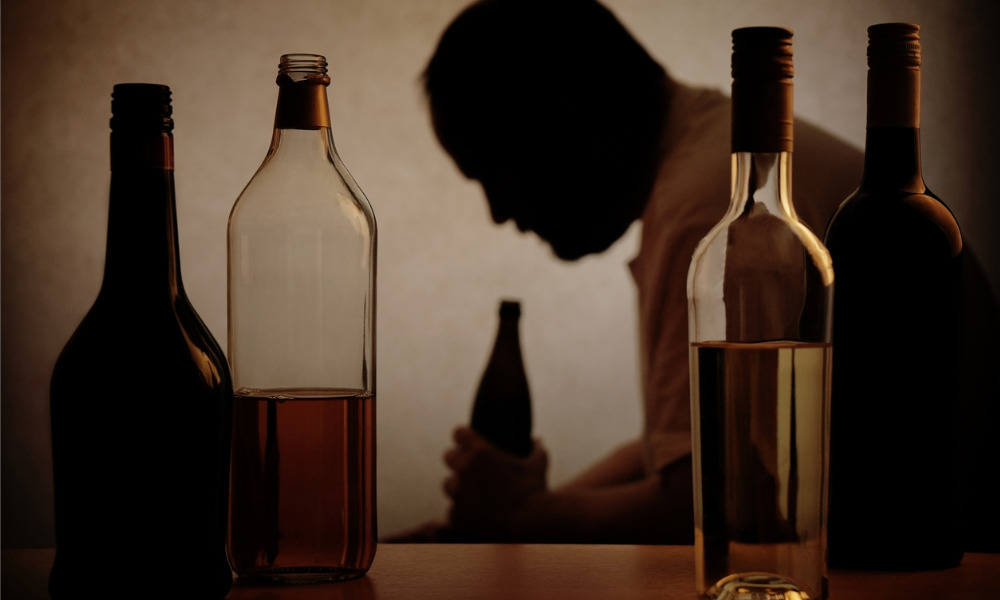 How to deal with alcohol abuse in the legal profession