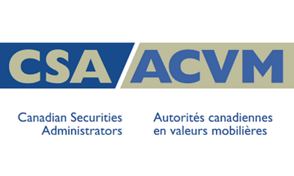 Securities regulators to hold roundtable on ESG-related regulatory issues in asset management