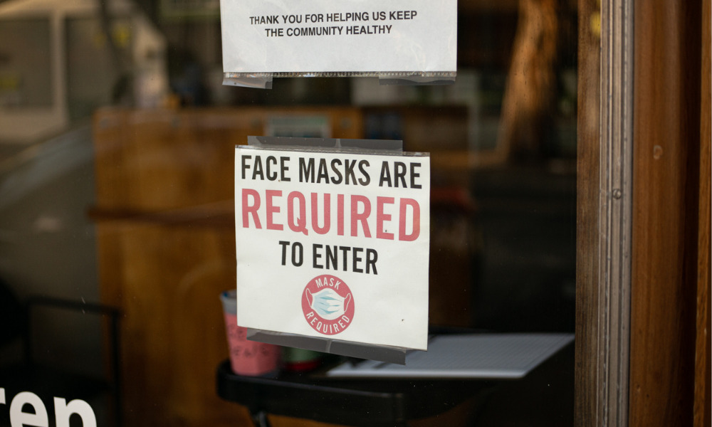 Human Rights Tribunal of Alberta rules 'no mask, no entry' policies valid even if they discriminate