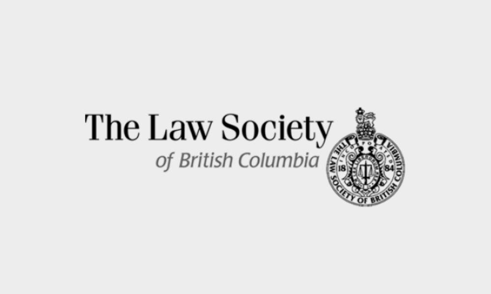 B.C. law society posts annual report with progress updates on 2018-2020 strategic plan