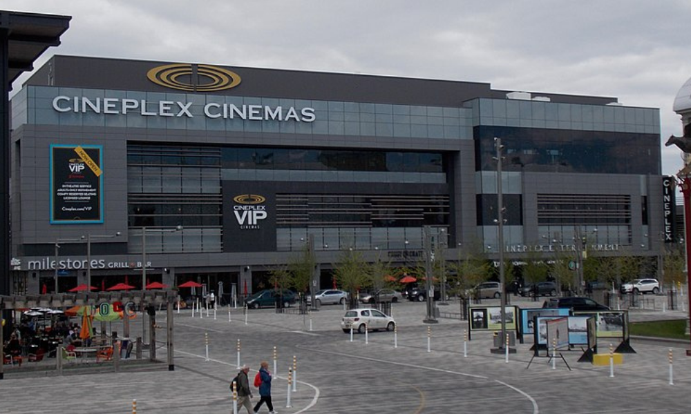 Cineplex suing Cineworld, claims COVID-19 not an excuse for breach of contract