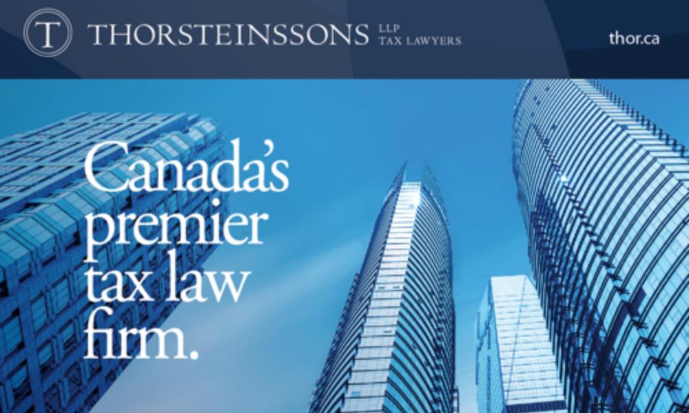 Corporate Tax Lawyer – Canada's Premier Tax Law Firm