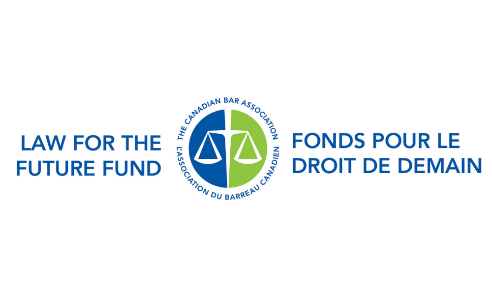 Law for the Future Fund announces $200K in grants for justice initiatives