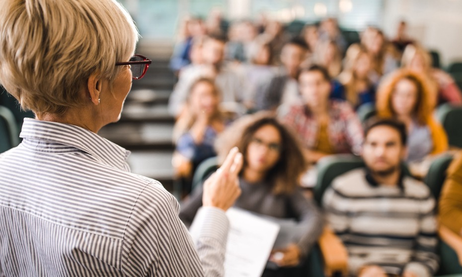 Number of women in academia steadily growing: report