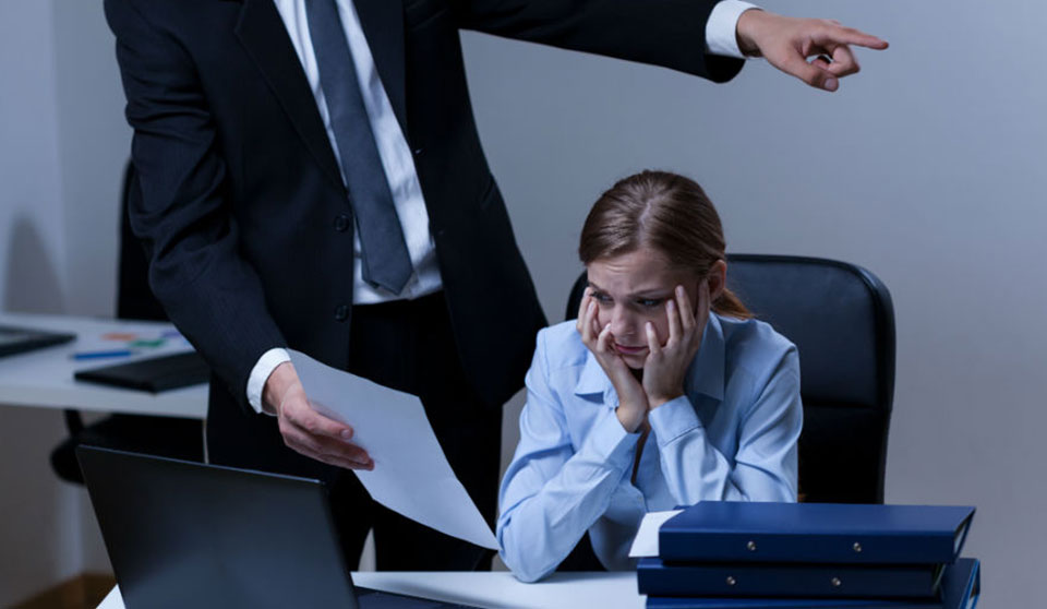 Assigning duties of departed employee to others