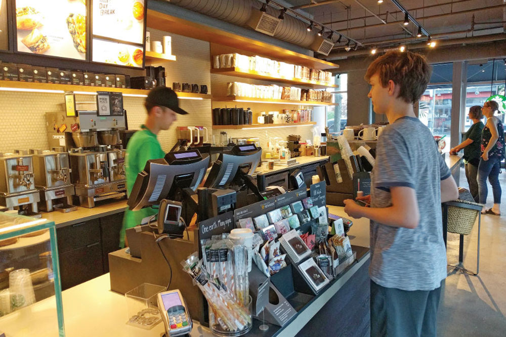 Starbucks provides mental health app to employees