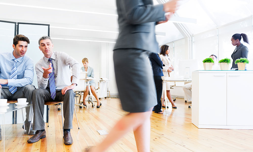 Sexism still strong in workplace: survey