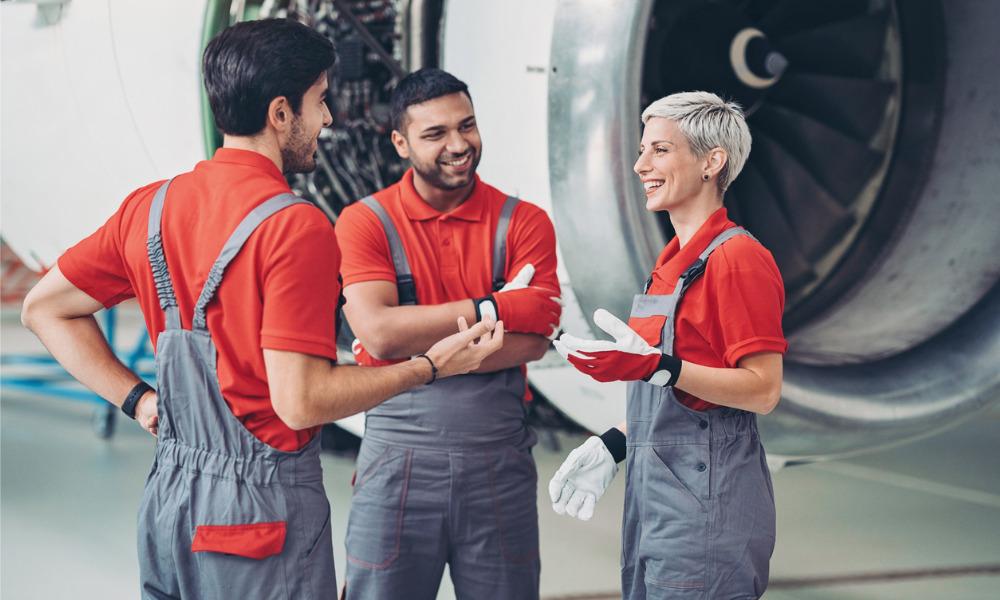 Quebec's aerospace sector focuses on recruitment, diversity