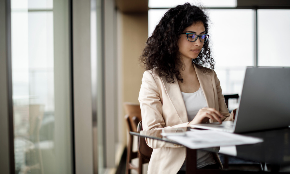 Less than half of women call themselves 'very ambitious': survey