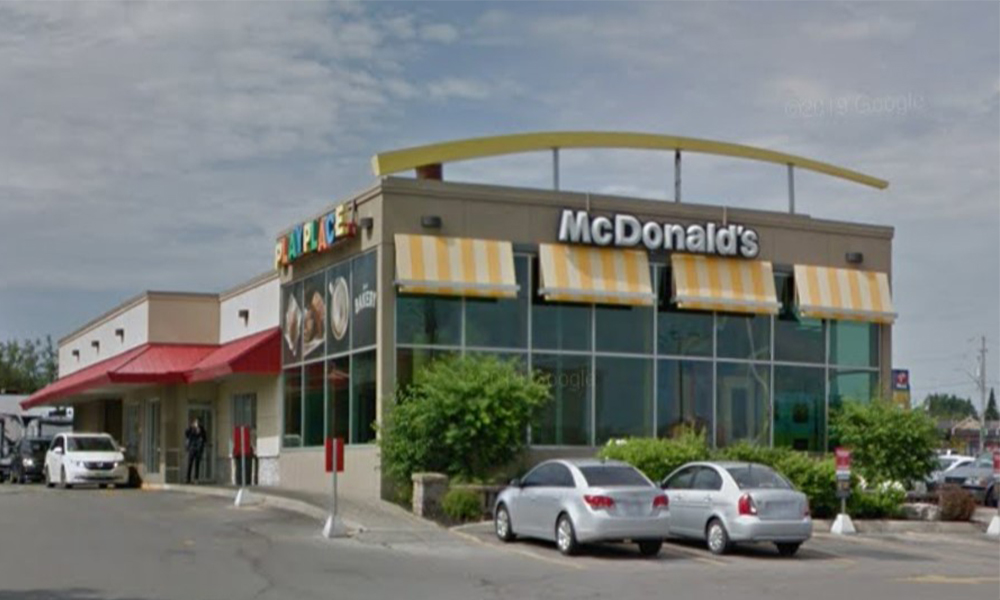 McDonald's worker charged with fraud after faking COVID-19 infection