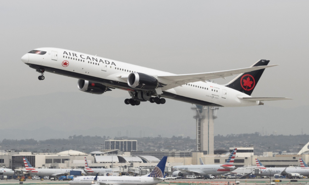 Thousands of unionized workers to go off-duty at Air Canada