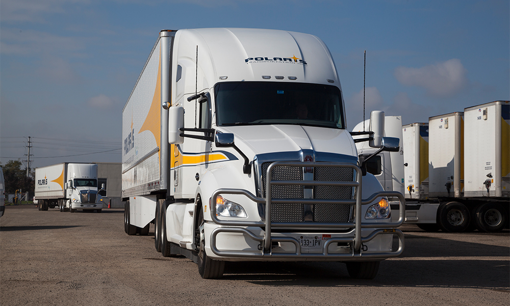 Tech investment helps Polaris Transport shift to remote work