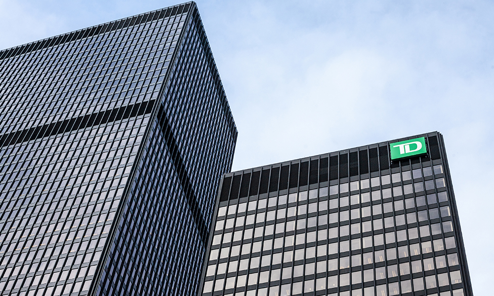 TD goes virtual with summer internships, co-op programs