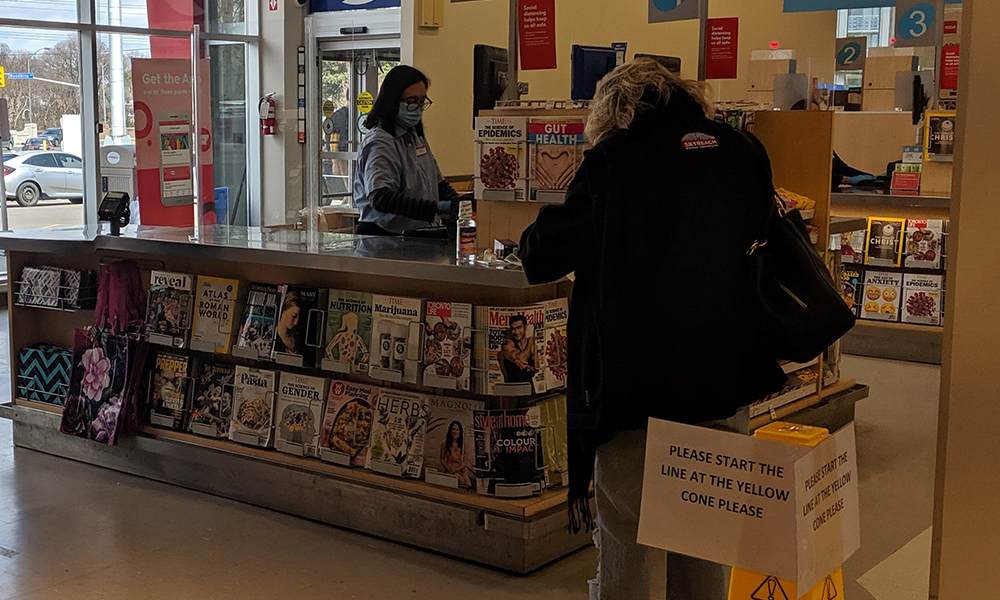 Unions unhappy as grocery chains end 'pandemic pay'