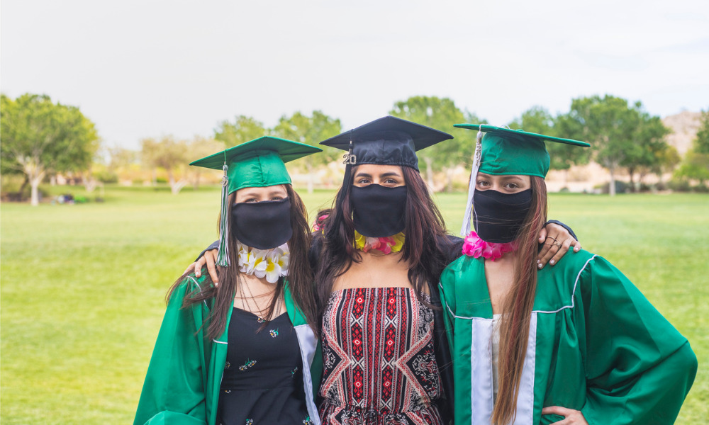 Coronavirus heavily impacts new grads, students: survey