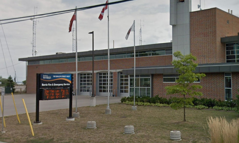 The Corporation of the City of Barrie