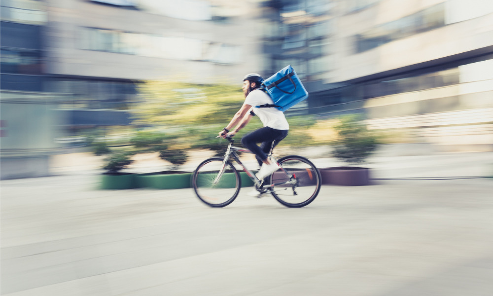 $3.46-million settlement for Foodora couriers
