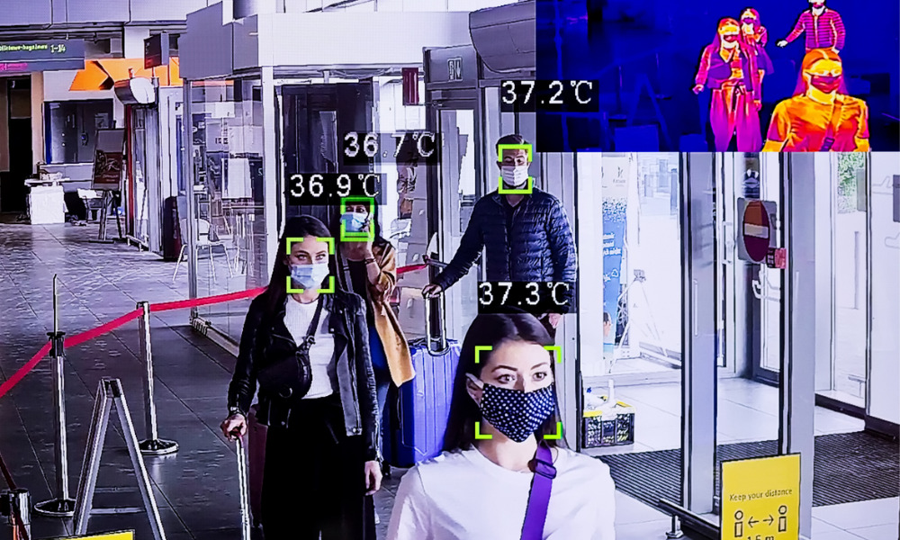 Bring 'em on: Workers keen to see thermal scanners at work