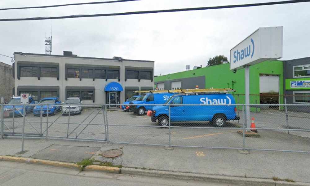 Shaw Cablesystems (Port Coquitlam)