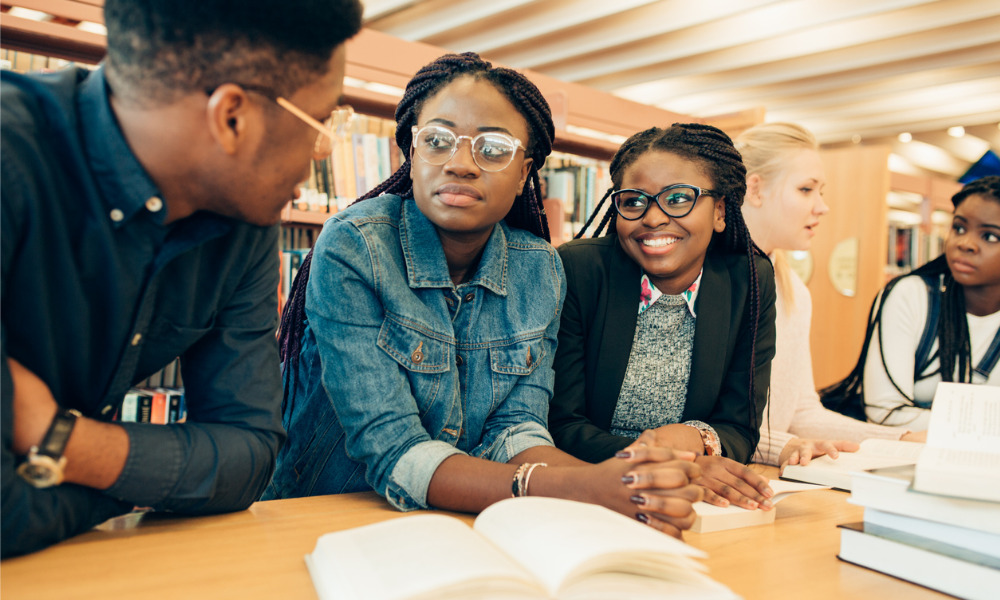 Bridging the gap between Black students and corporate Canada