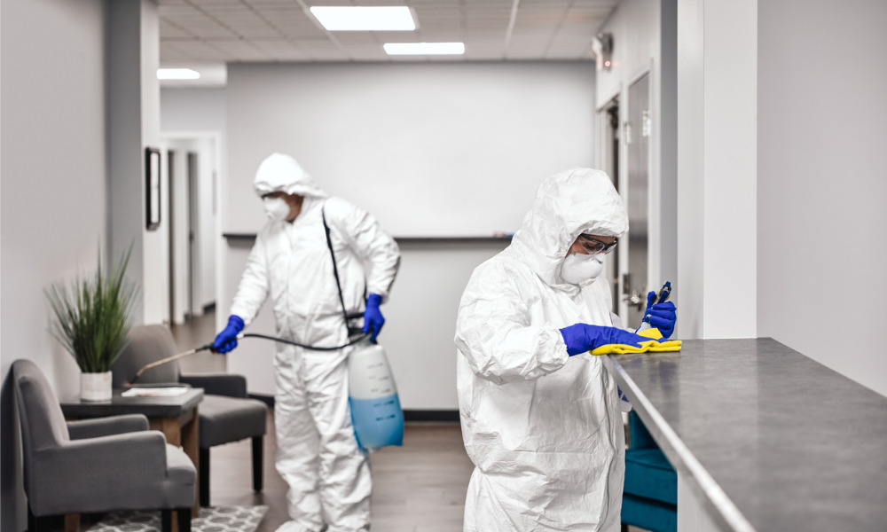 Support staff at commercial buildings not adequately protected amid pandemic: Report