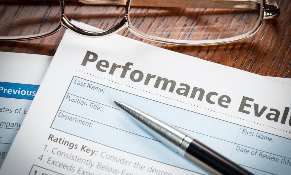 How are you handling performance reviews this year?