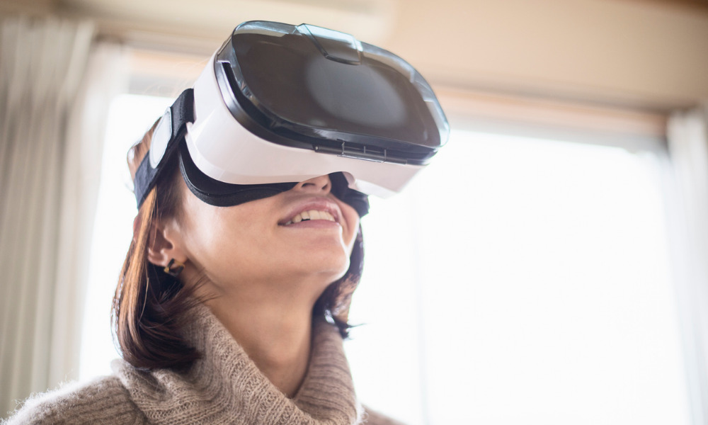 Is virtual reality the answer to 'Zoom fatigue'?