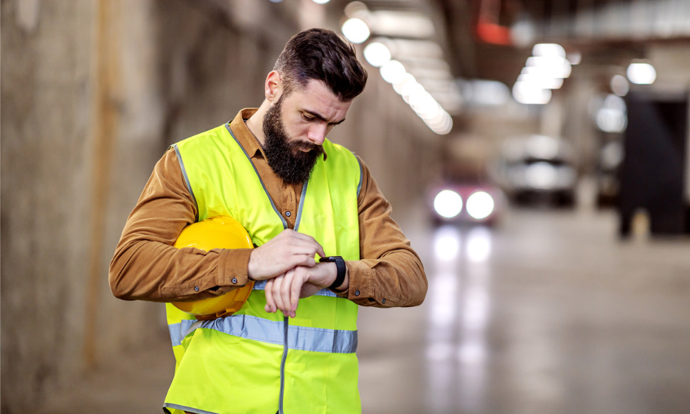 Wearable safety devices OK with most workers