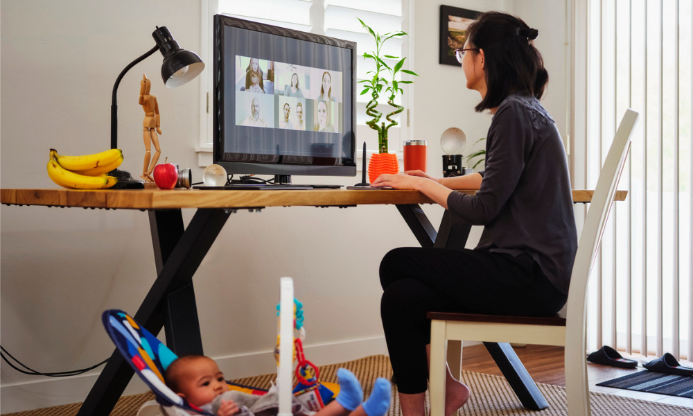 Are your employees focused at home?