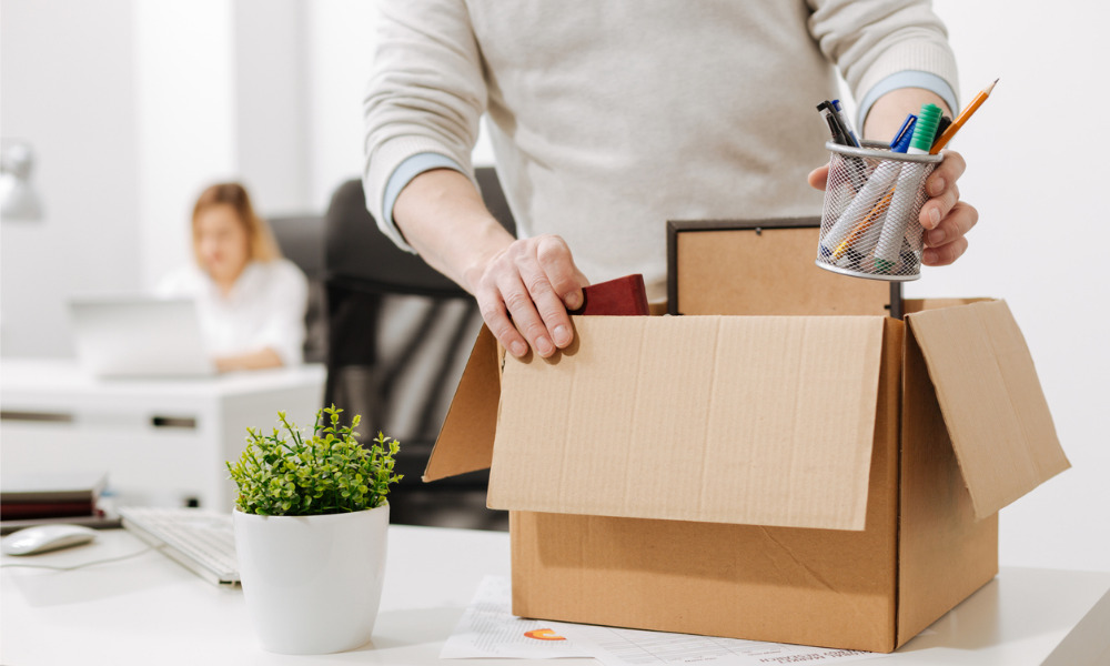 Wrongful dismissal claim not as fruitful as worker had hoped