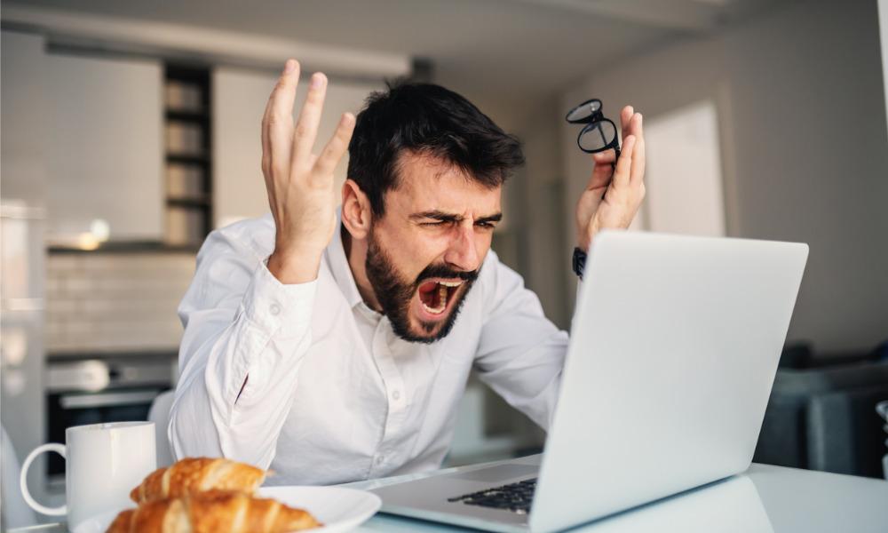 Bad tech brings down productivity: Study