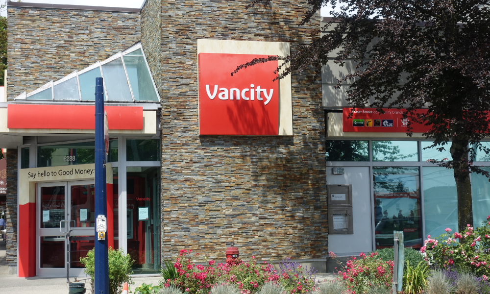 Vancouver City Saving Credit Union (Vancity)