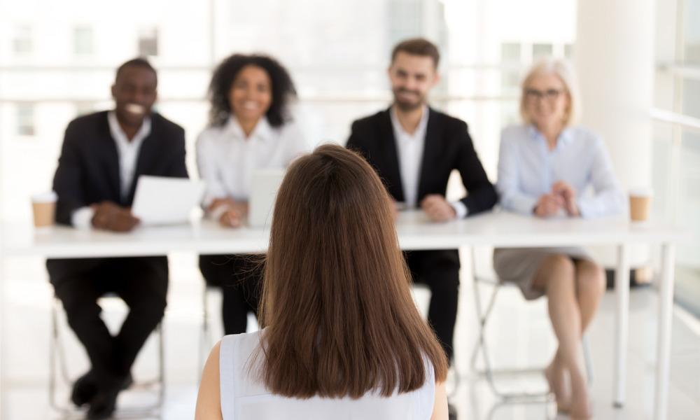 Job interview leads to discrimination complaint