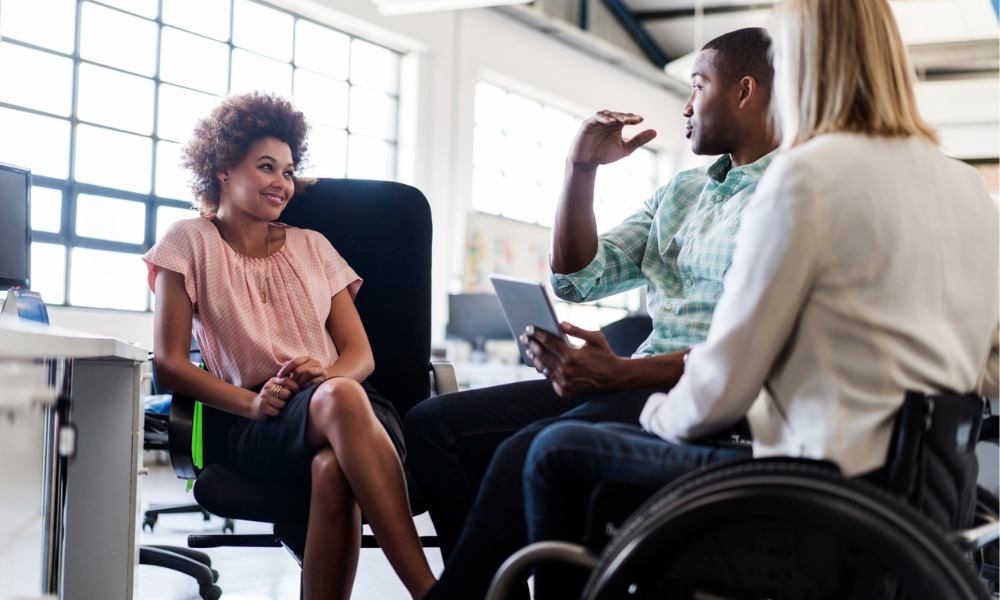 People with disabilities don't need a job out of pity: expert
