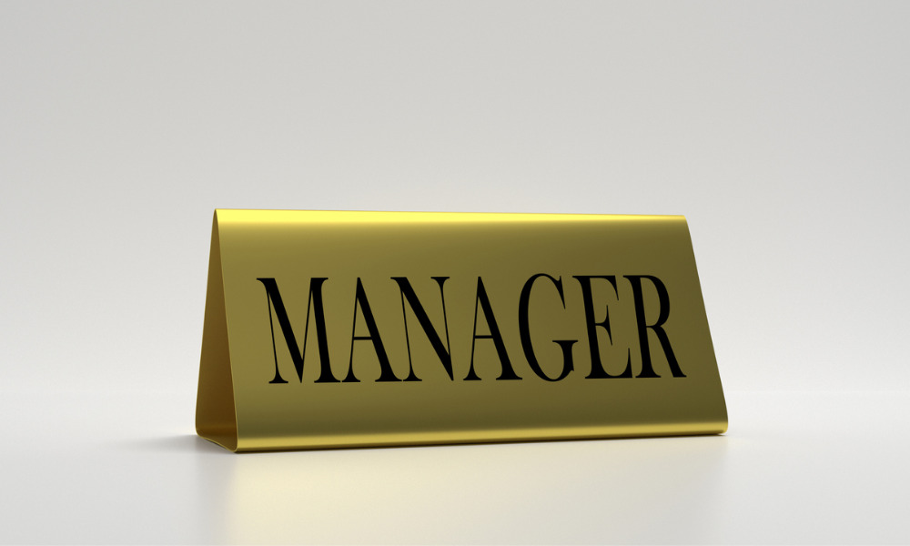 Manager in title but not in job duties